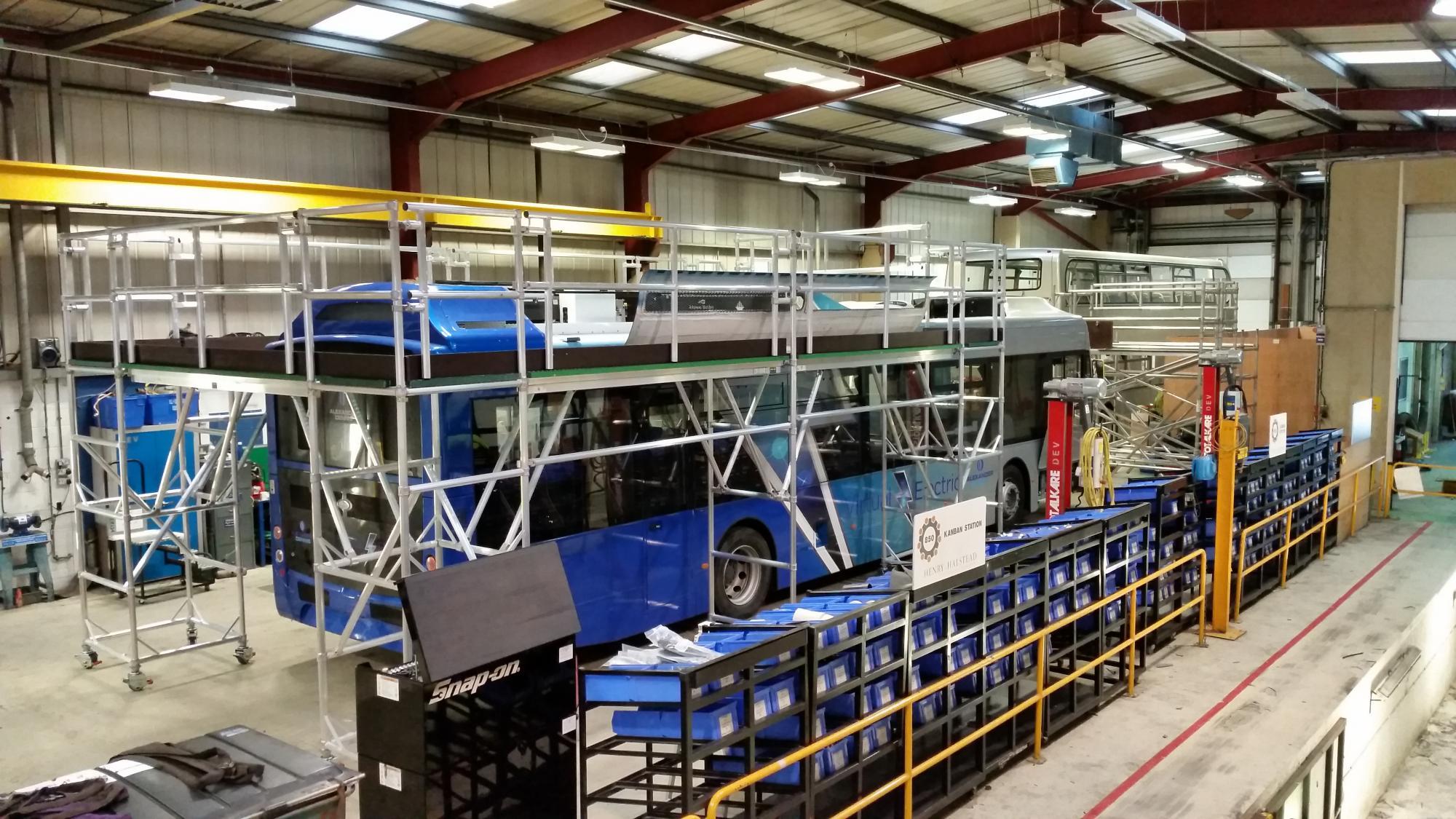 Bus   Coach   Vehicle Maintenance