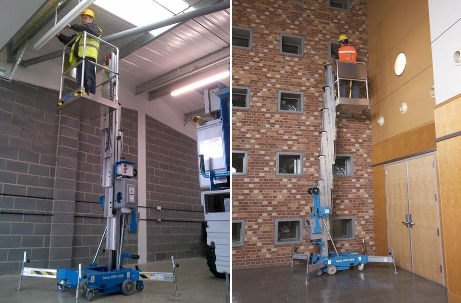 Genie® AWP™ 25S Aerial Work Platform