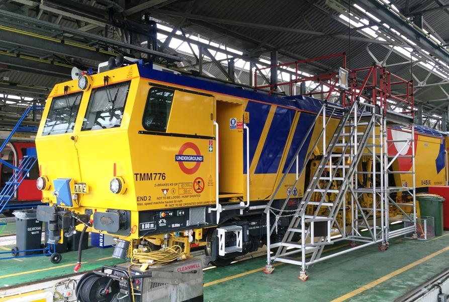 Rail Platform Train Access Platforms Railway Platforms