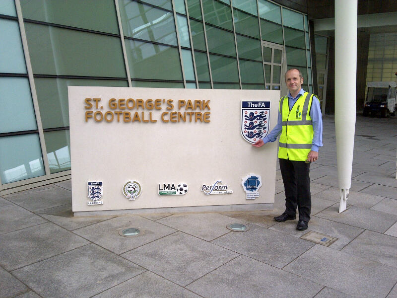 Access Platforms – England!