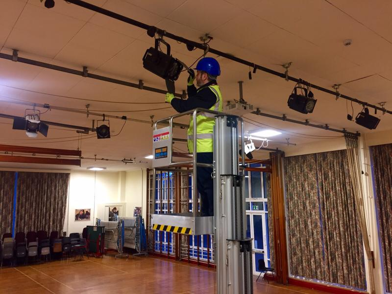 Working At Height in Schools