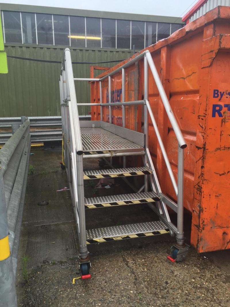 Skip Access Platforms
