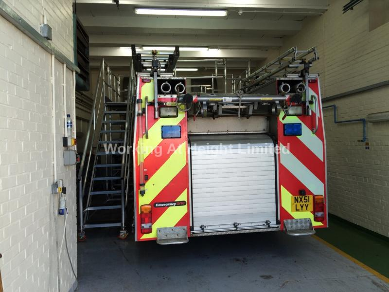 Fire Appliance Access Platform