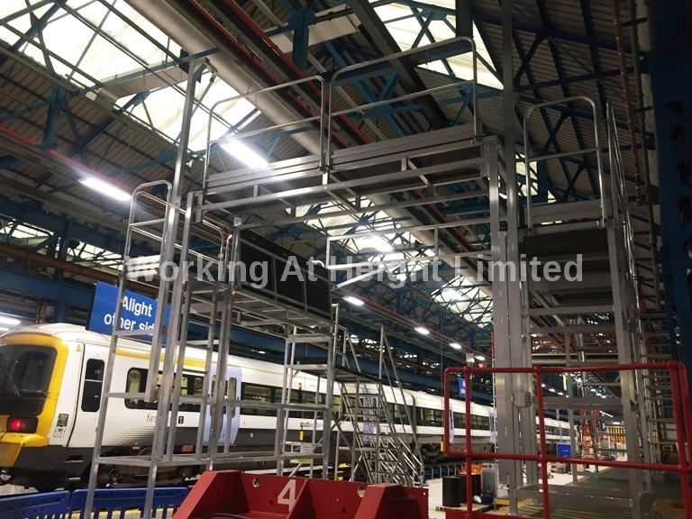Traincare Depot Acesss Platform