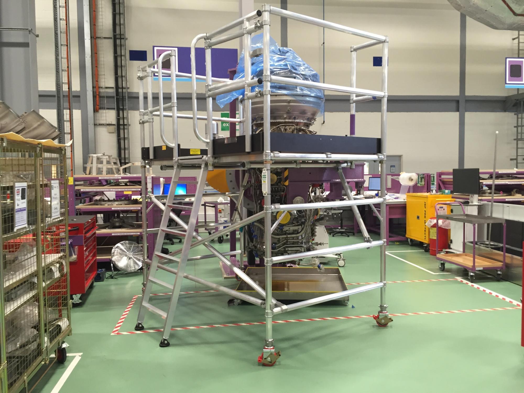 Production & Maintenance Platforms