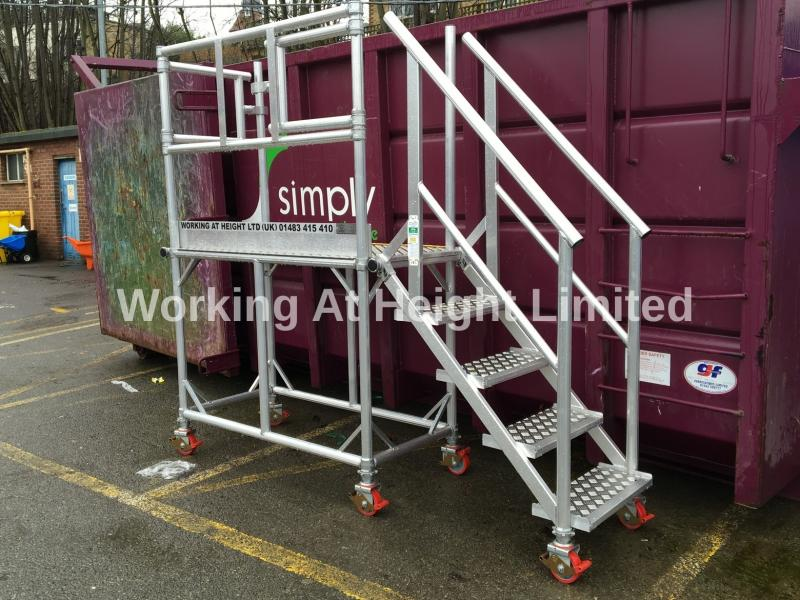Simply Safe Skip Access