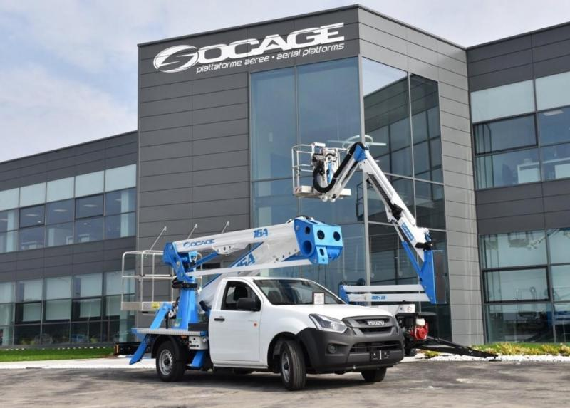 Socage goes with Working At Height limited