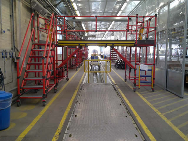 GRP Access Platforms
