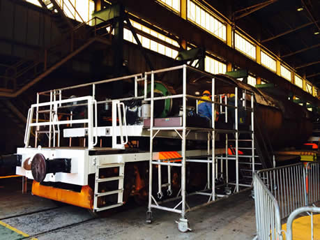 Maintenance Access Platforms
