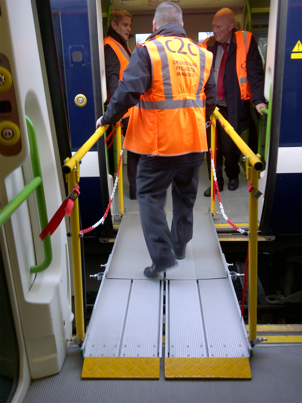 Rail Access Platforms