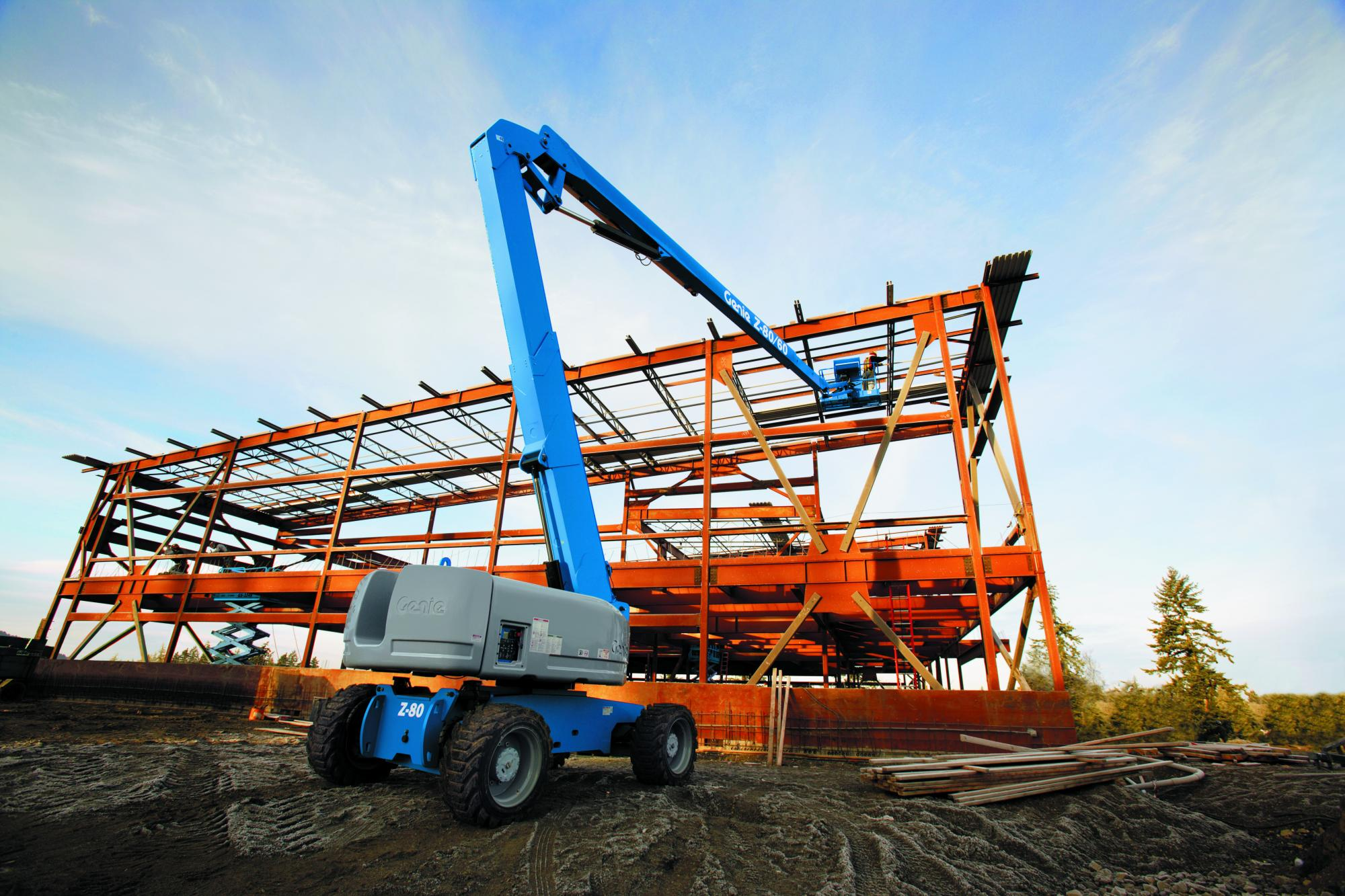 Genie® Z80/60 Articulated Boom Lift
