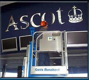 Genie Runabout at Ascot