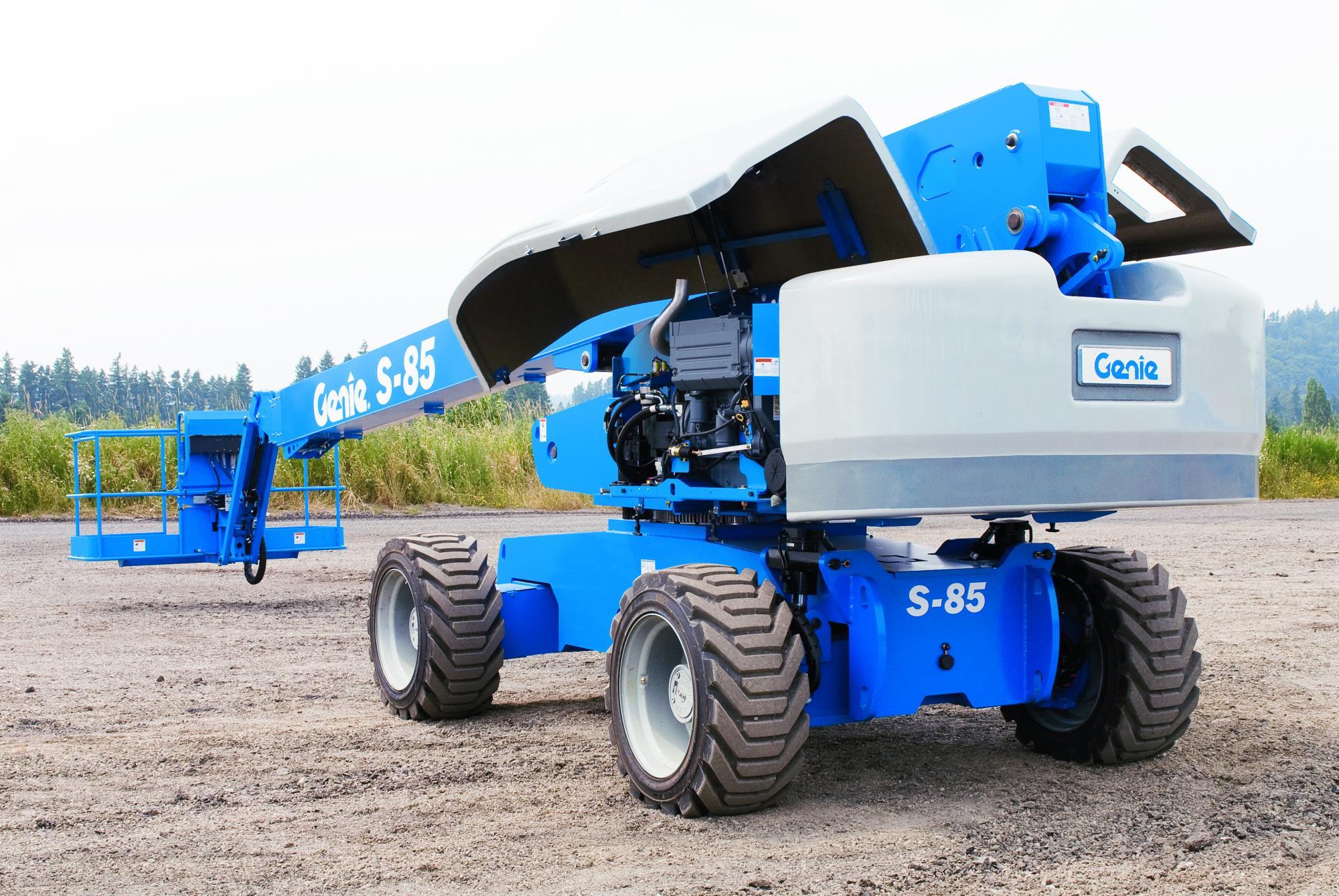 Genie® S85 Telescopic Boom Lift