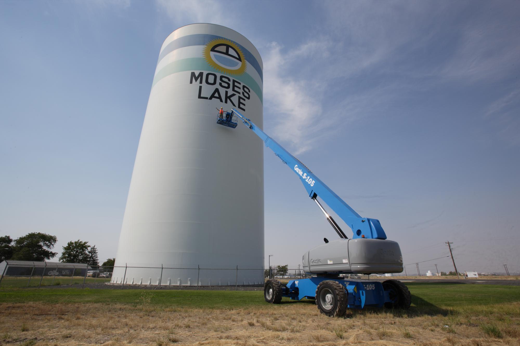 Genie® S100 Telescopic Boom Lift