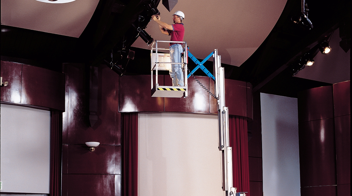 Genie® IWP™ 20S Superseries Portable Access Platform