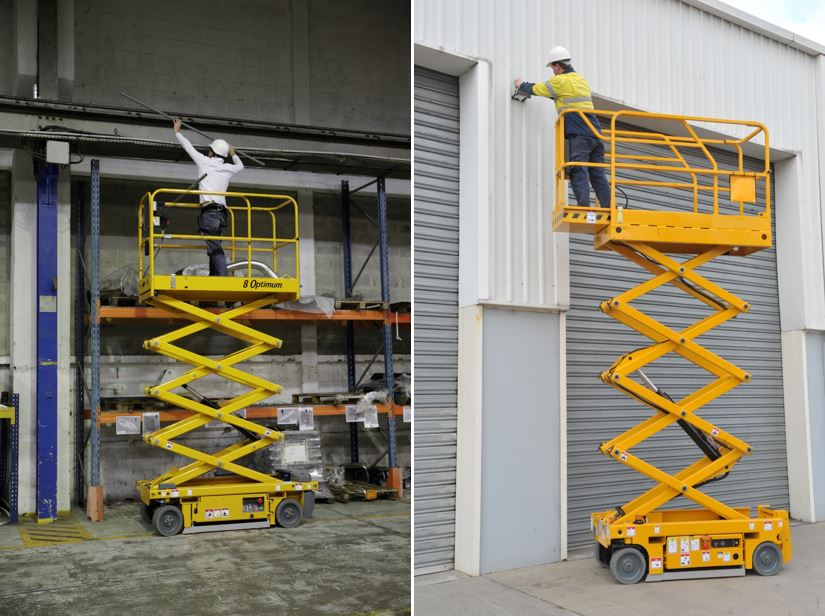 AHS-8 Optimum Scissor Lift Access Platform