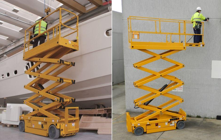 AHS-10 N Scissor Lift Access Platform