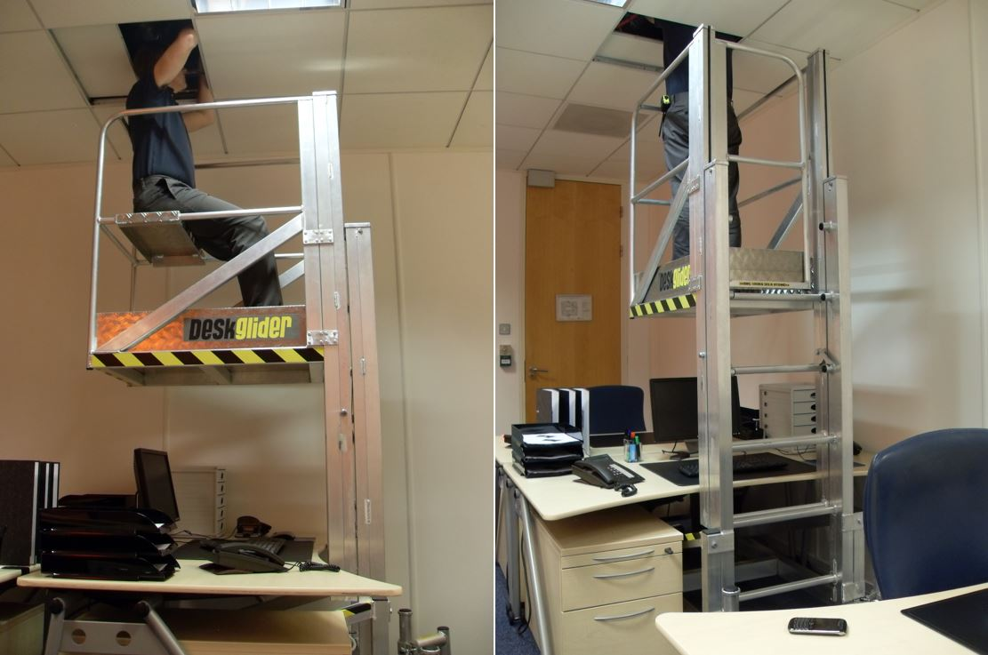 DeskGlider