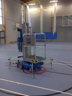 Genie AWP and Leisure Centres