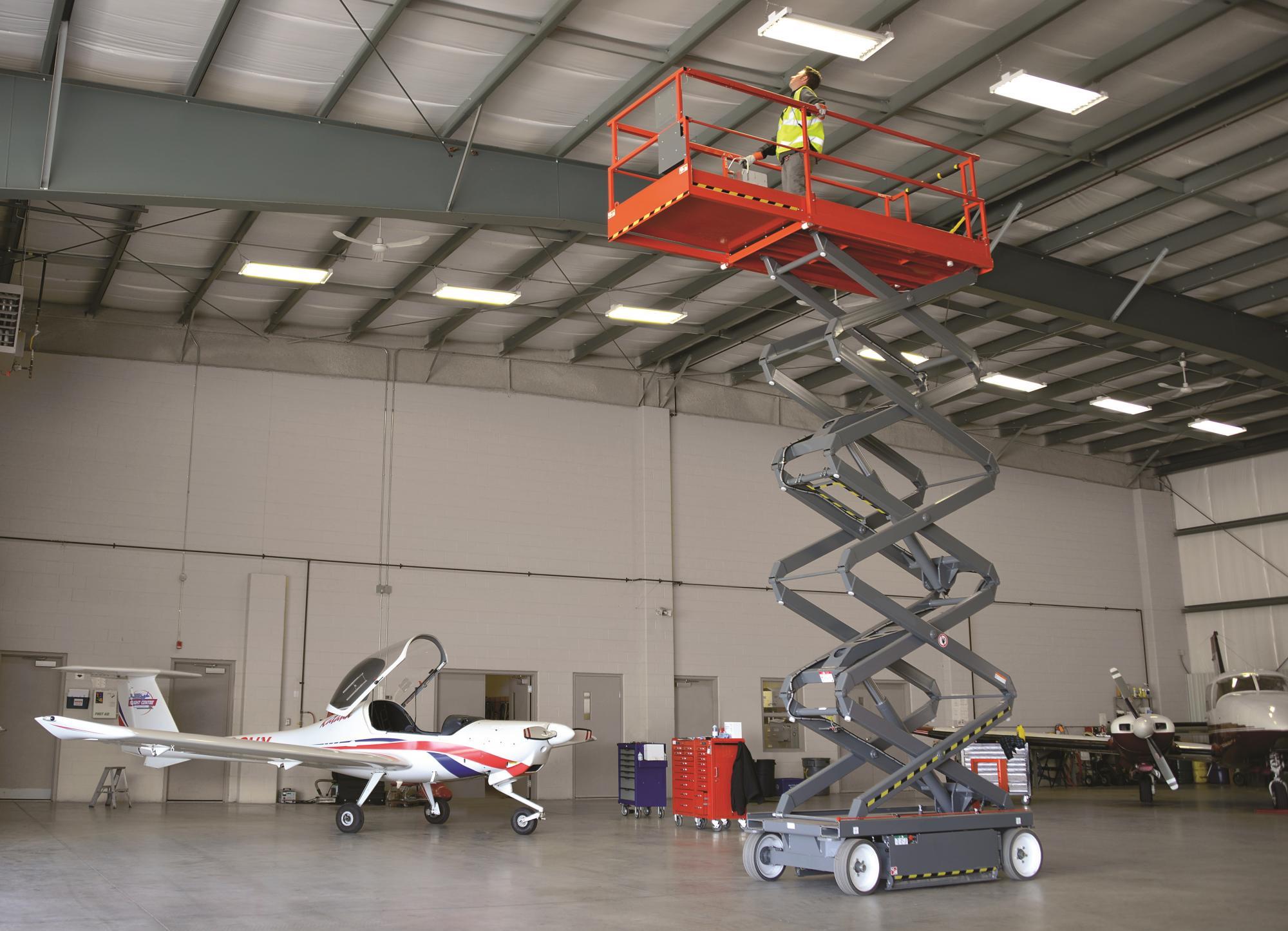 AH-3226 SE Scissor Lift Access Platform