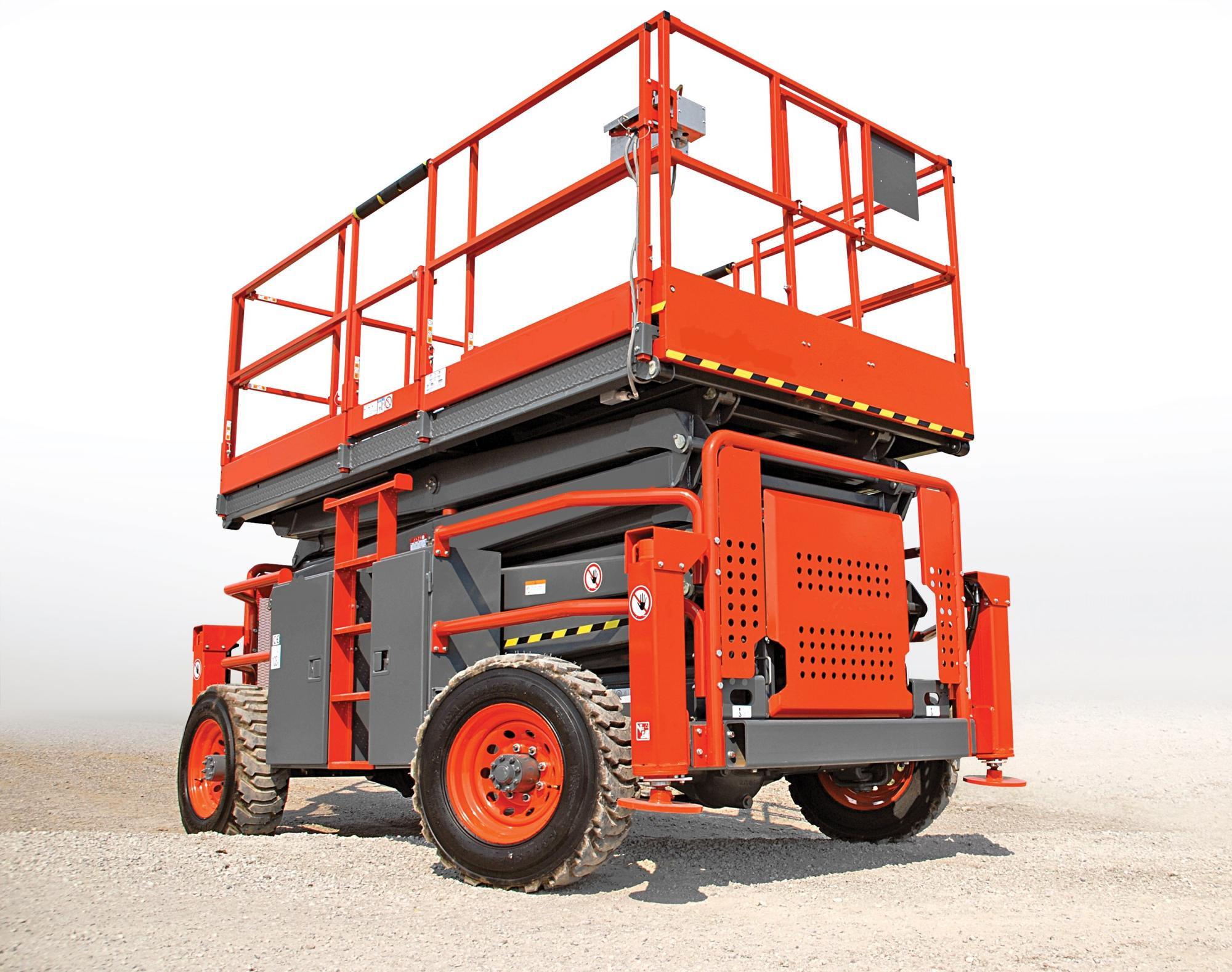 AH-8841 SD Scissor Lift Access Platform