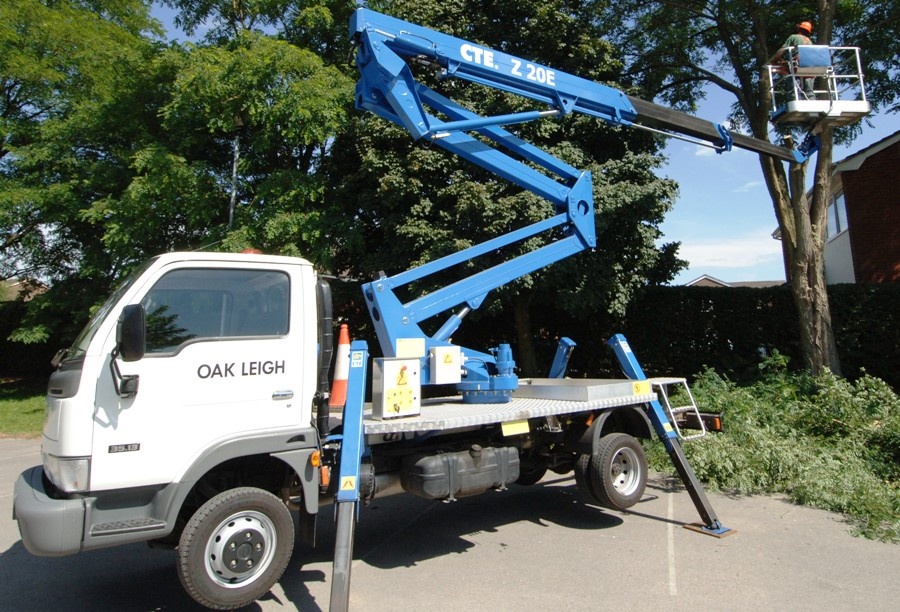 Vehicle Mounted Access Platforms