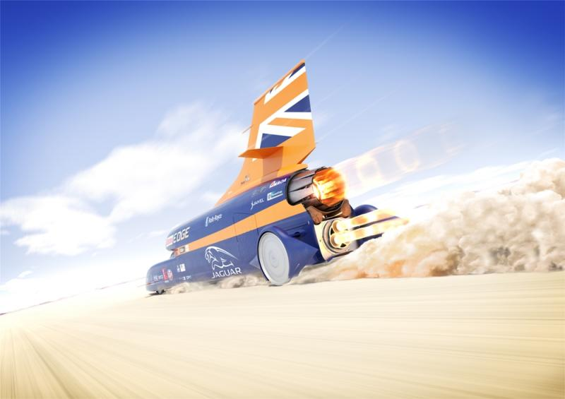 Bloodhound SSC Latest Update