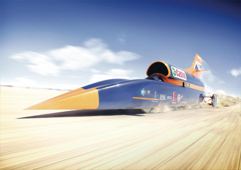 Bloodhound SSC Update